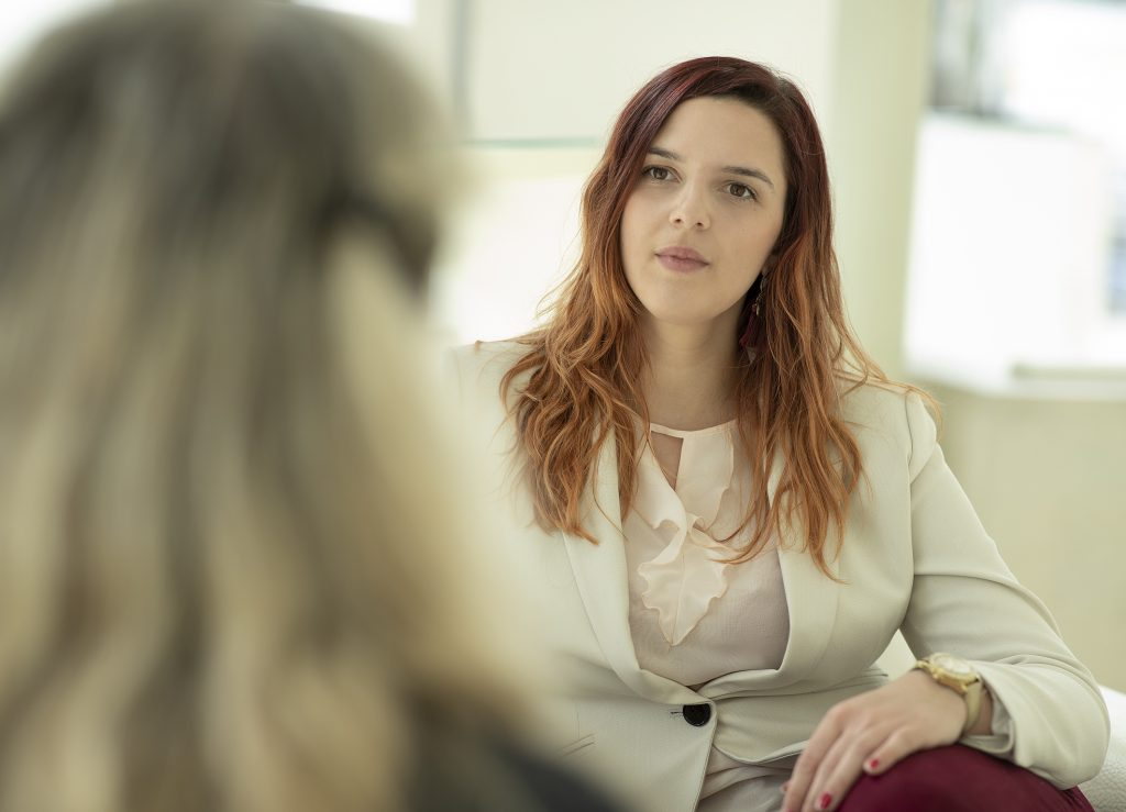 Verena Manhart, BA pth. - Psychotherapie 1220 Wien - Erstgespräch